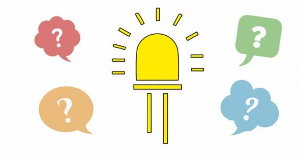 10 фактів про світлодіоди